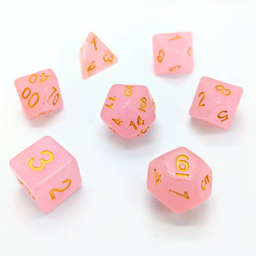 Twinkle in Pink | Dice Set