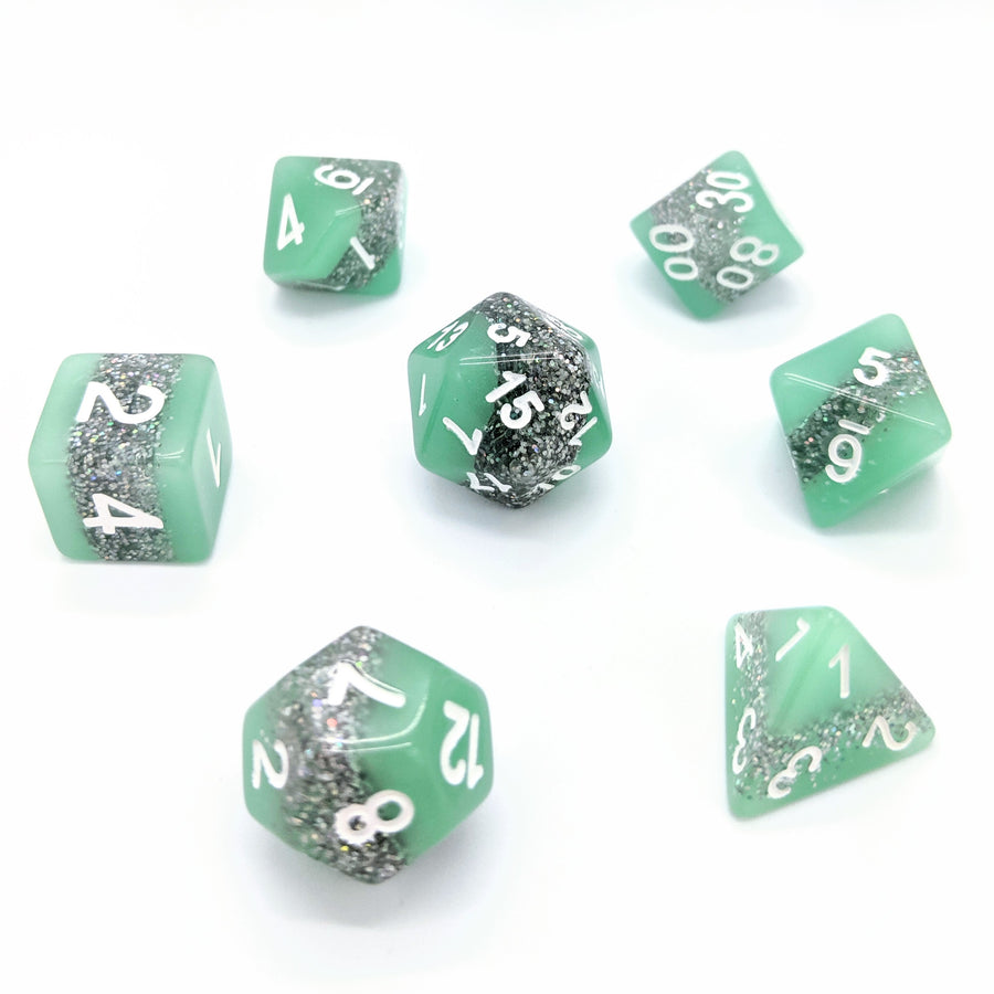 Silver Lining | Dice Set