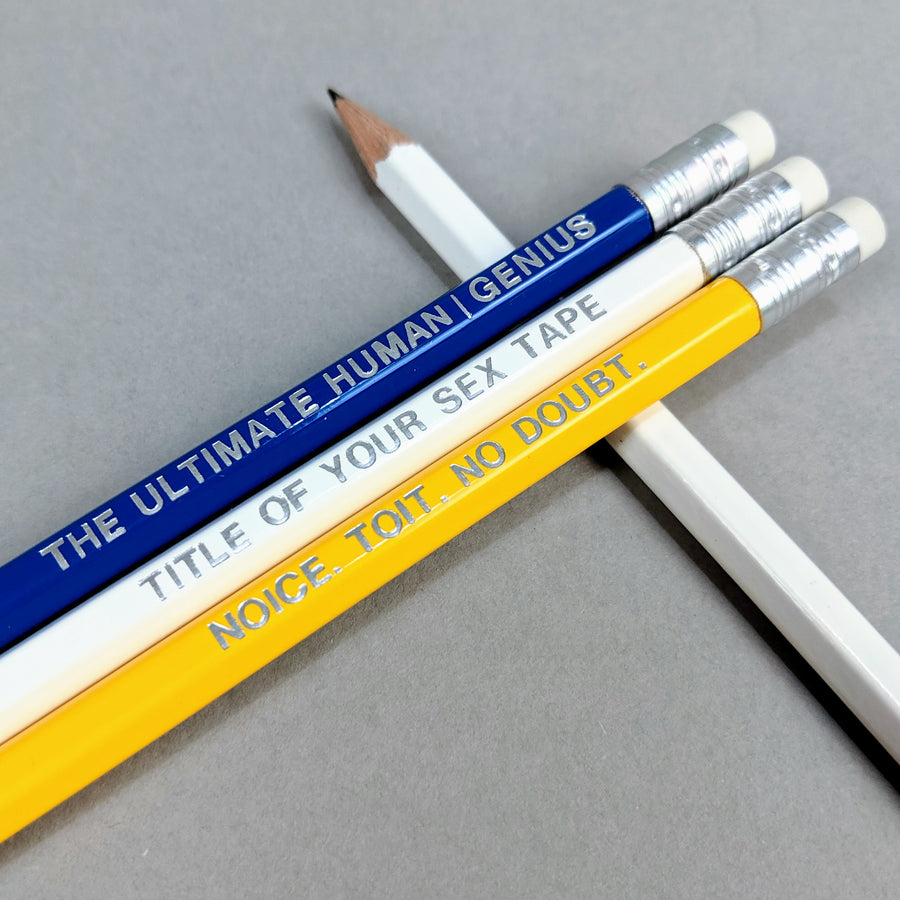 Brooklyn 99 Pencil Set