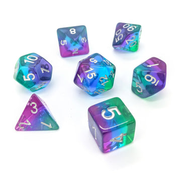 Unicorn Layers | Dice Set