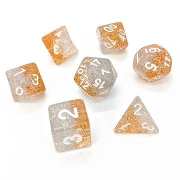 Mixed Metals | Dice Set