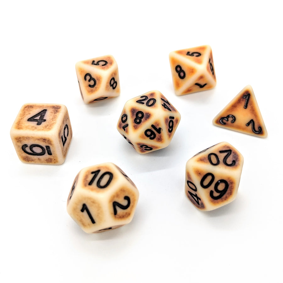 Ancient Bone | Dice Set