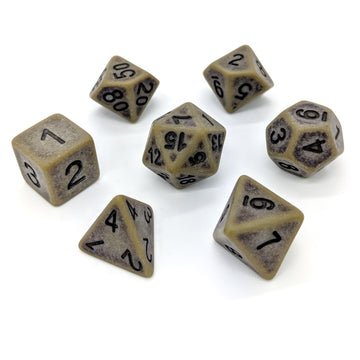 Ancient Jade | Dice Set