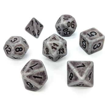 Ancient Iron | Dice Set