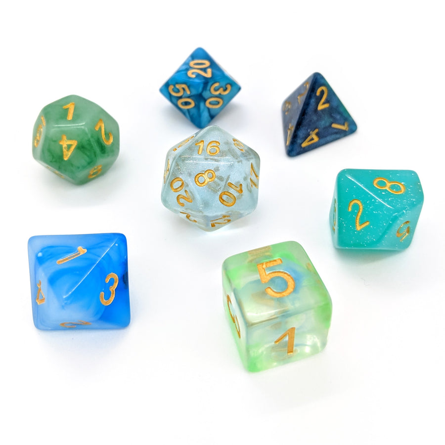 Fjord Dice Palette | Mighty Nein