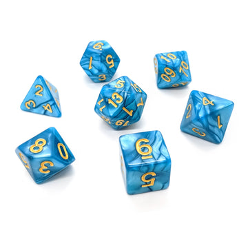 Lake Blue | Dice Set