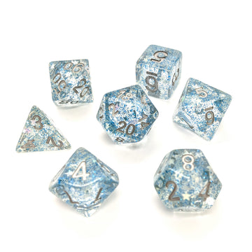Starlight in Blue | Dice Set