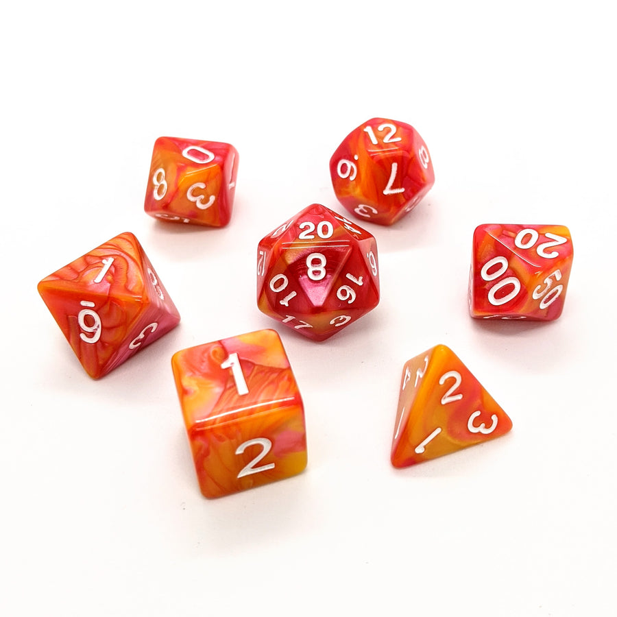 Fruit Salad | Dice Set