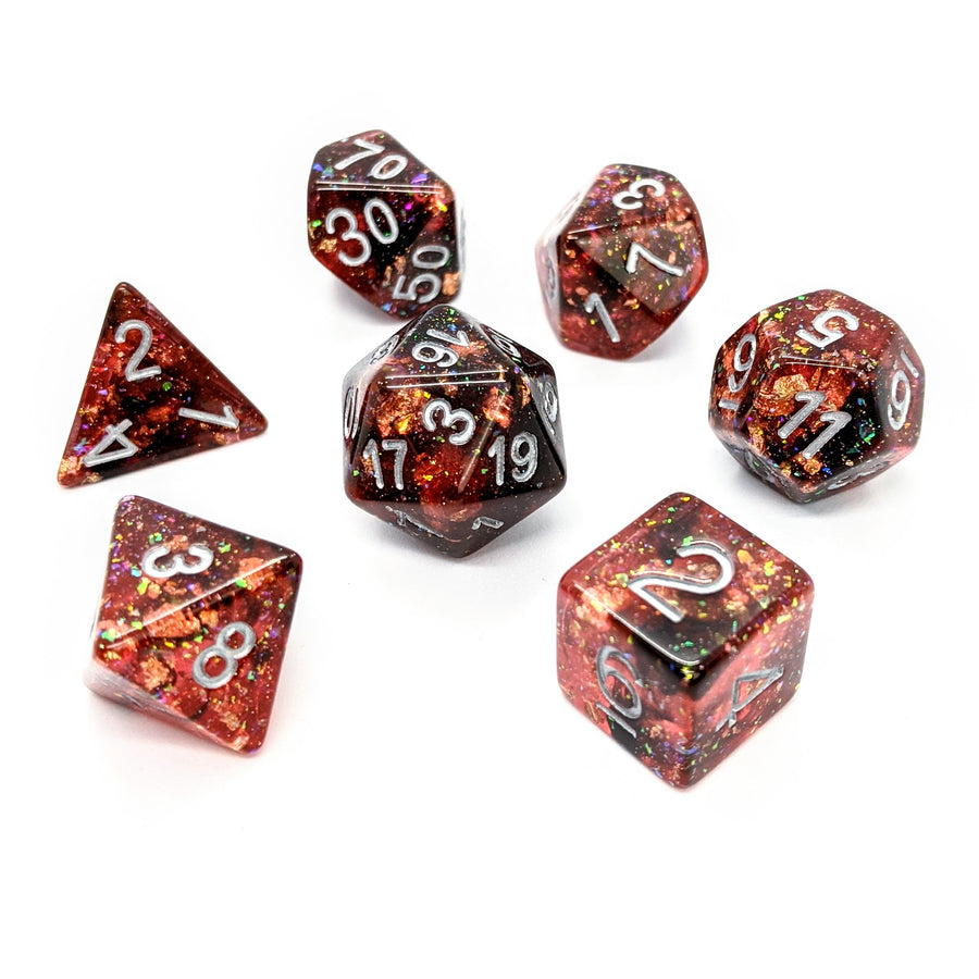 Dante's Inferno | Dice Set
