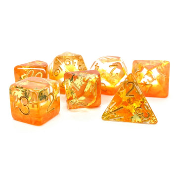 Autumn Leaves | Dice Set