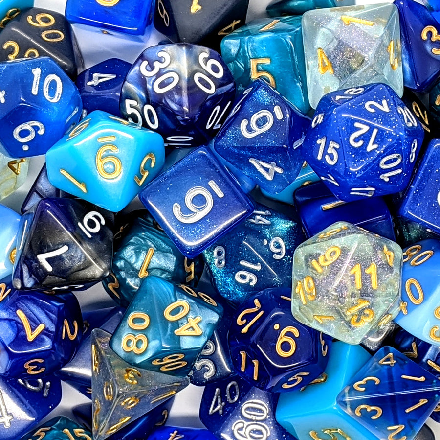 Dice Shades | Blue