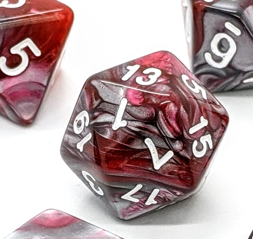 Blood Oath | Dice Set