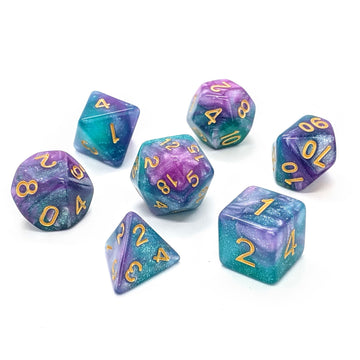 Mermaid's Tale | Dice Set
