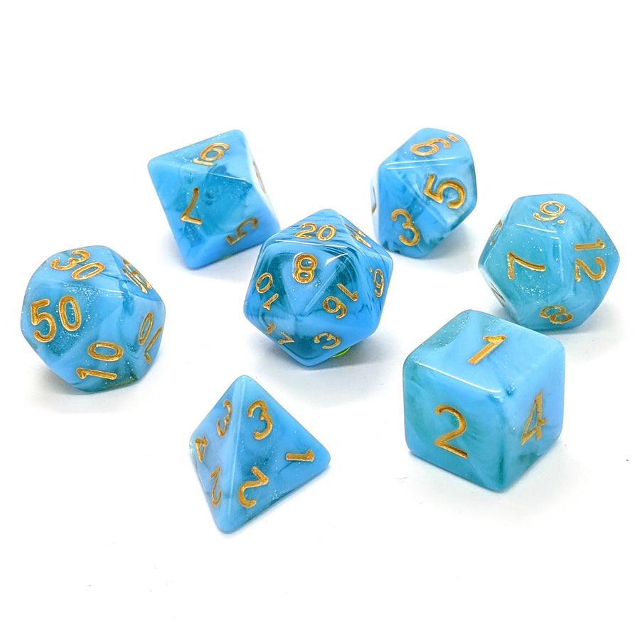 Atlantis | Dice Set