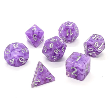 Purple Haze | Dice Set