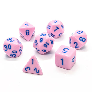 Sorbet in Pink | Dice Set