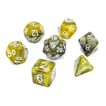 Toxic Waste | Dice Set