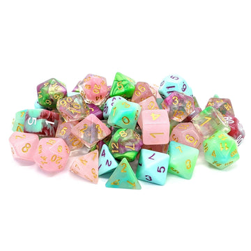 Caduceus Dice Palette | Mighty Nein