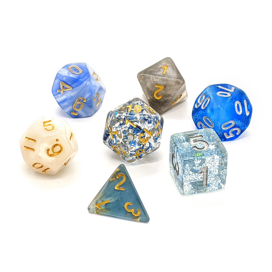 Pike Dice Palette | Vox Machina