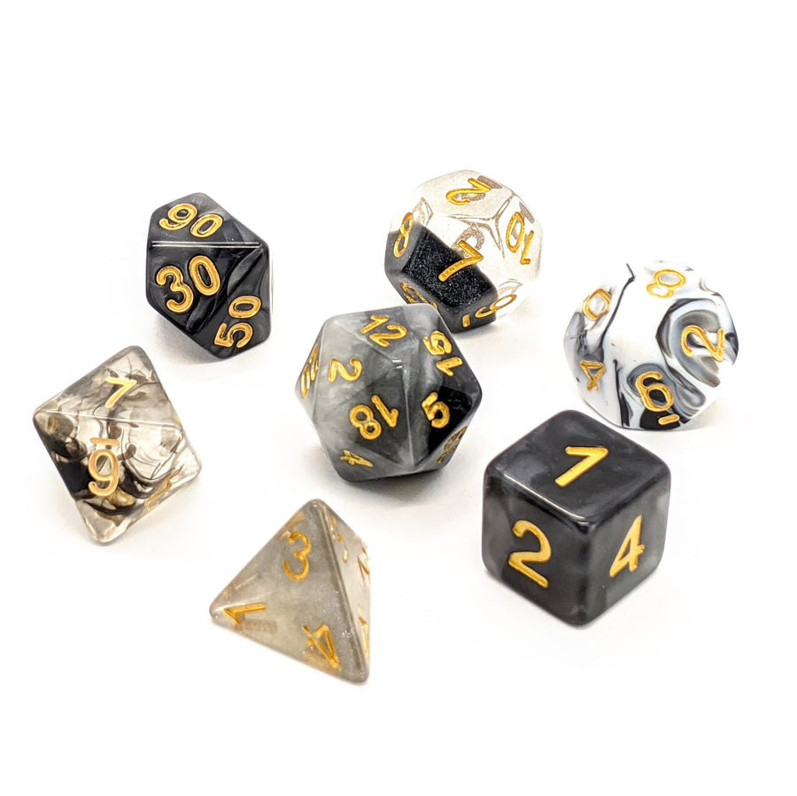 Vax Dice Palette | Vox Machina