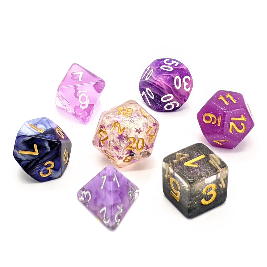 Scanlan Dice Palette | Vox Machina