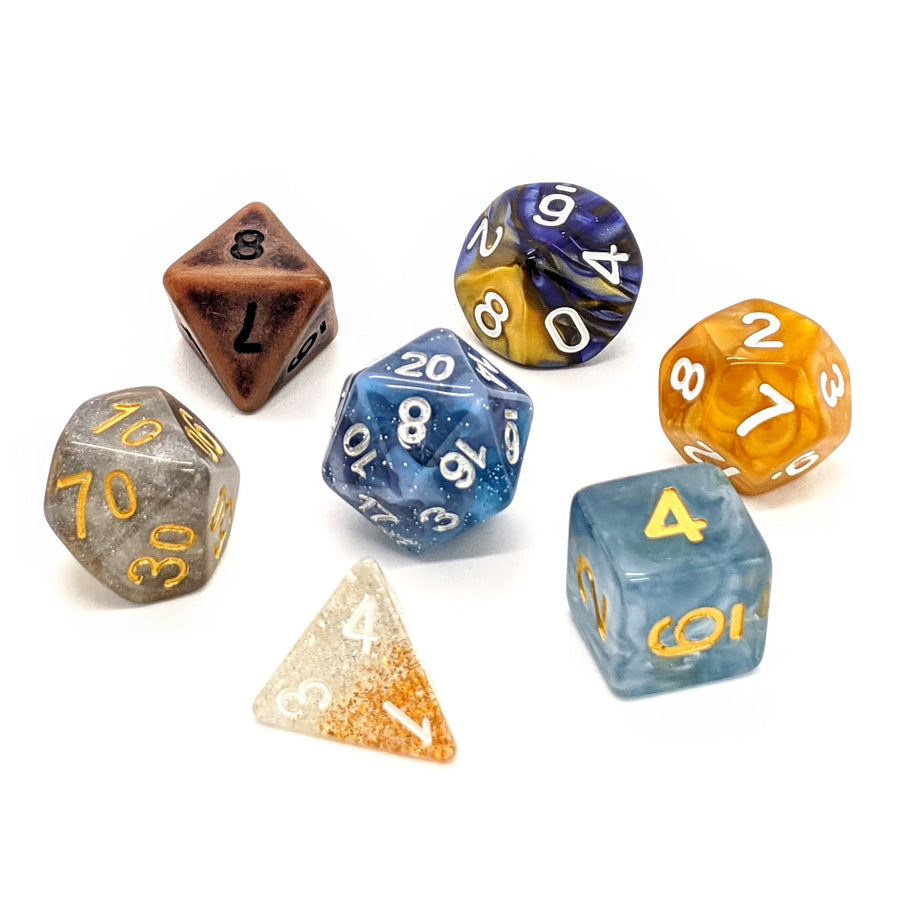 Vex Dice Palette | Vox Machina