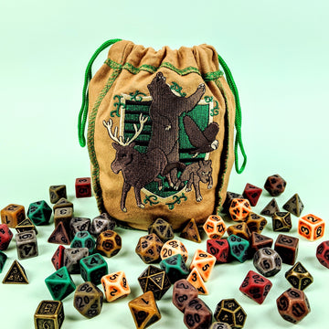 LIMITED STOCK | Dice Bag of Tricks