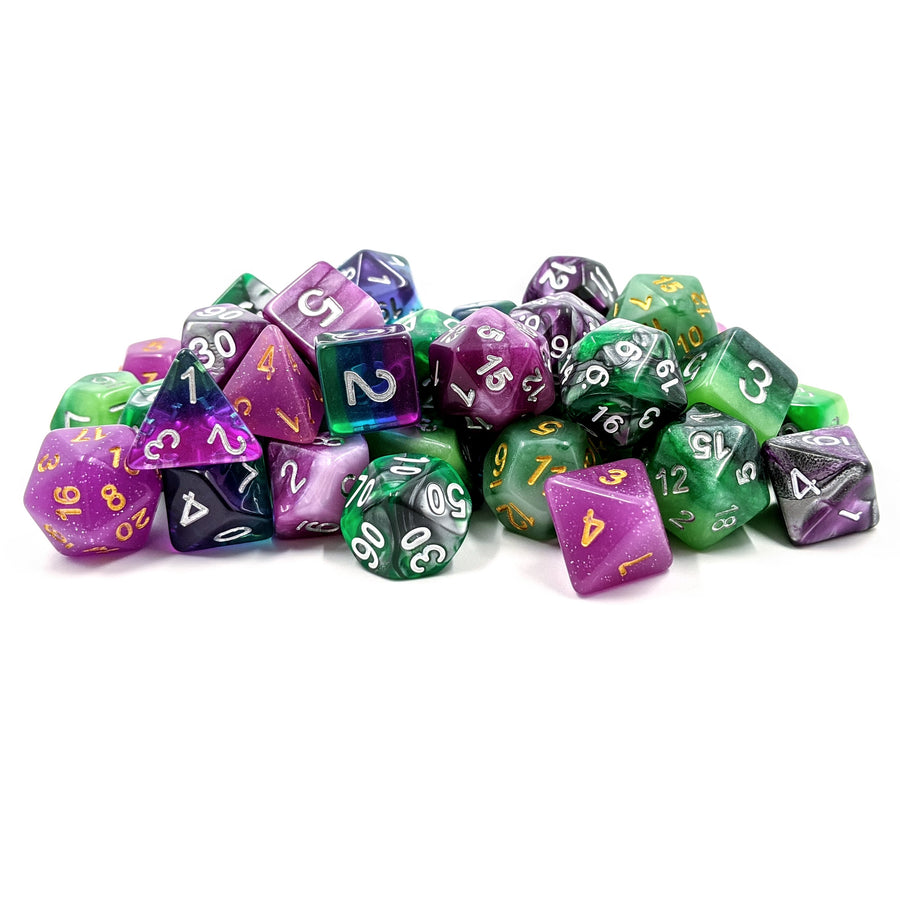 Mollymauk Dice Palette | Mighty Nein