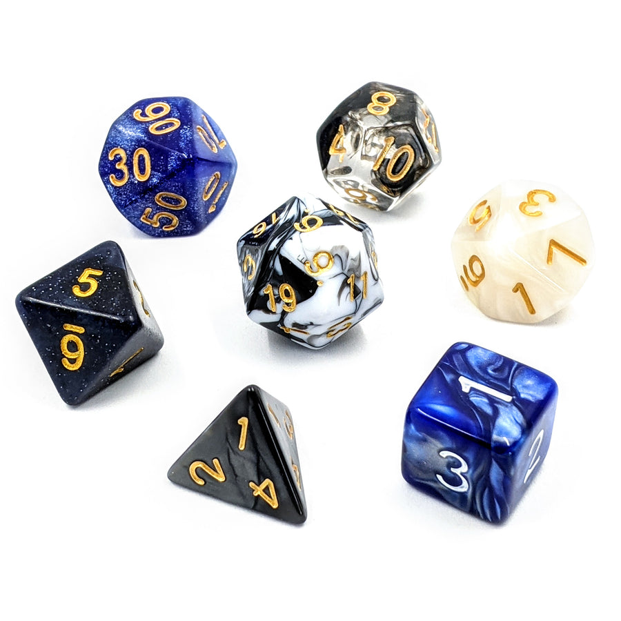 Yasha Dice Palette | Mighty Nein