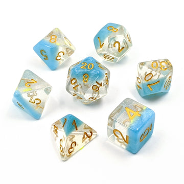 Bluebell | Dice Set