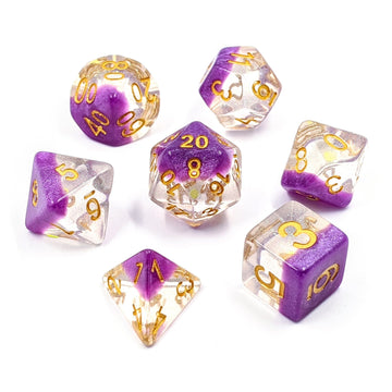 Wisteria | Dice Set