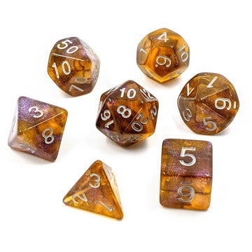 Capricorn Zodiac | Dice Set