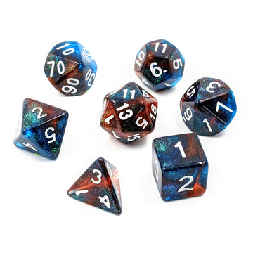 Gemini Zodiac | Dice Set
