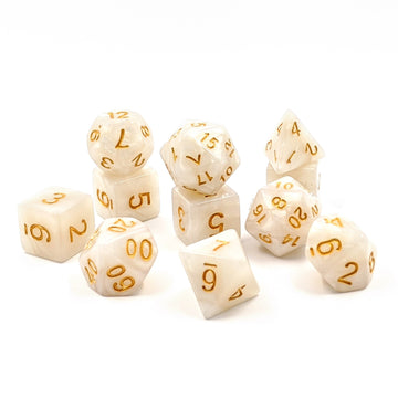 Snow White | 11pc Dice Set