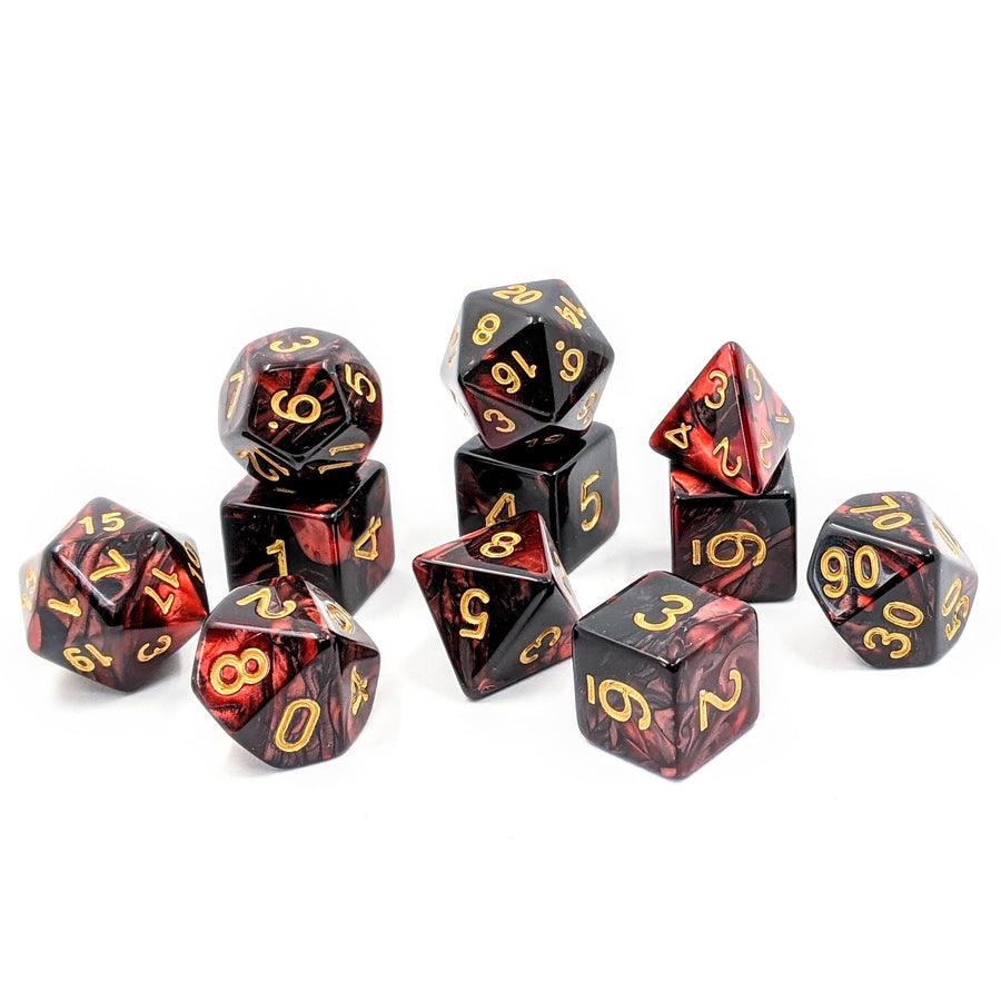 Draconis | 11pc Dice Set
