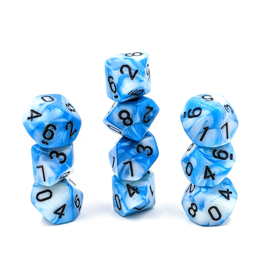 Sky Kingdom | D10 Dice Set
