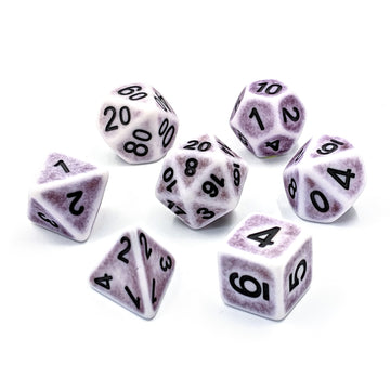 Ancient Amethyst | Dice Set