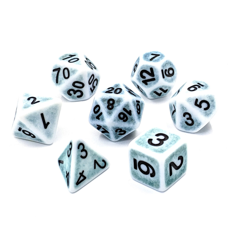 Ancient Aquamarine | Dice Set