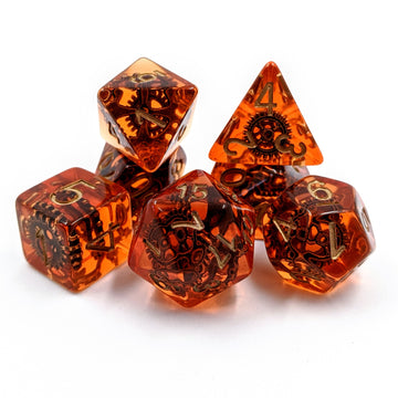 Steampunk | Dice Set