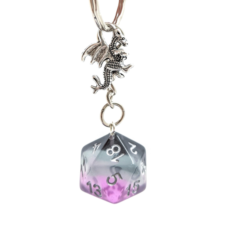 Drow Ombre | Keyring