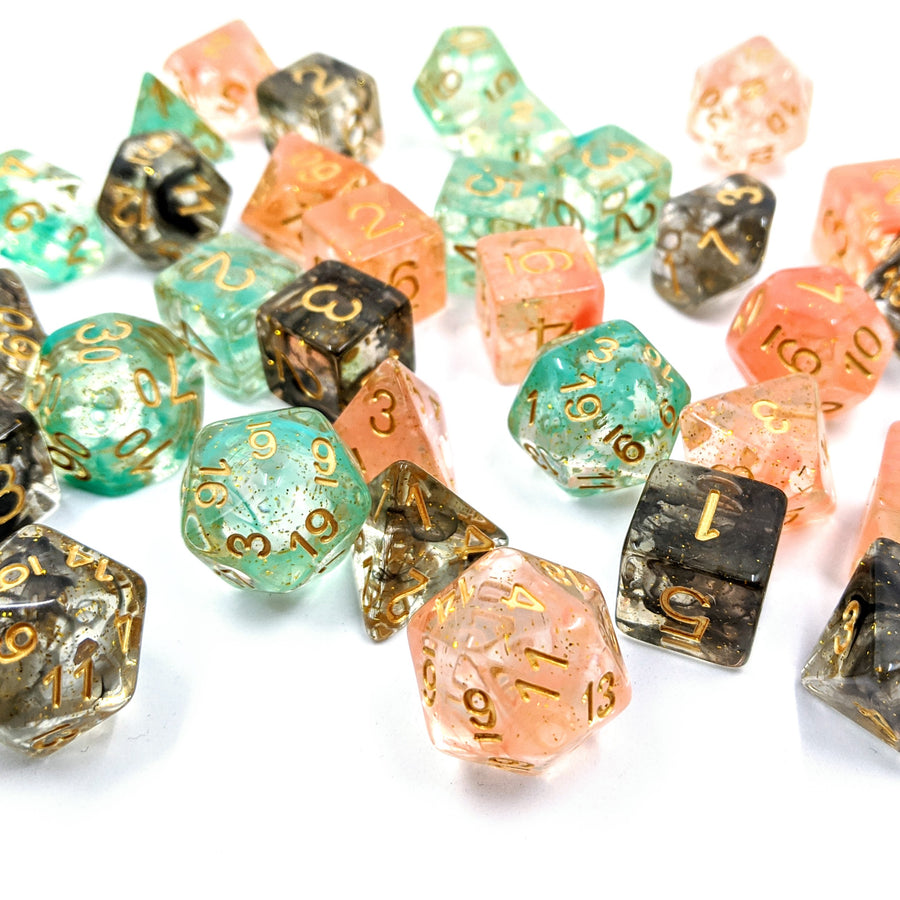 Spirits of the Forest | 11pc Dice Set