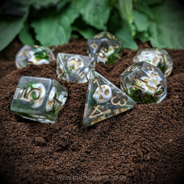 Shallow Grave | Dice Set