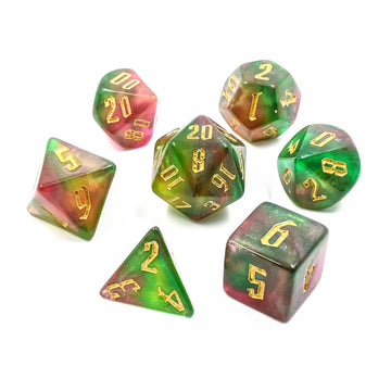 Alchemy Rose | Dice Set