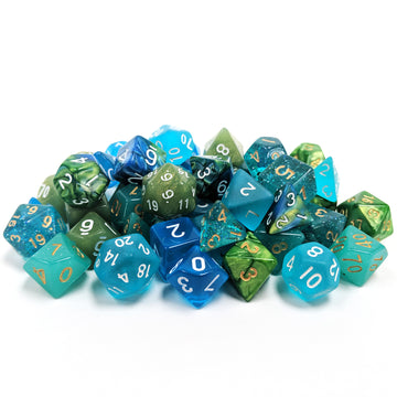RPG Dice Palette | Merfolk