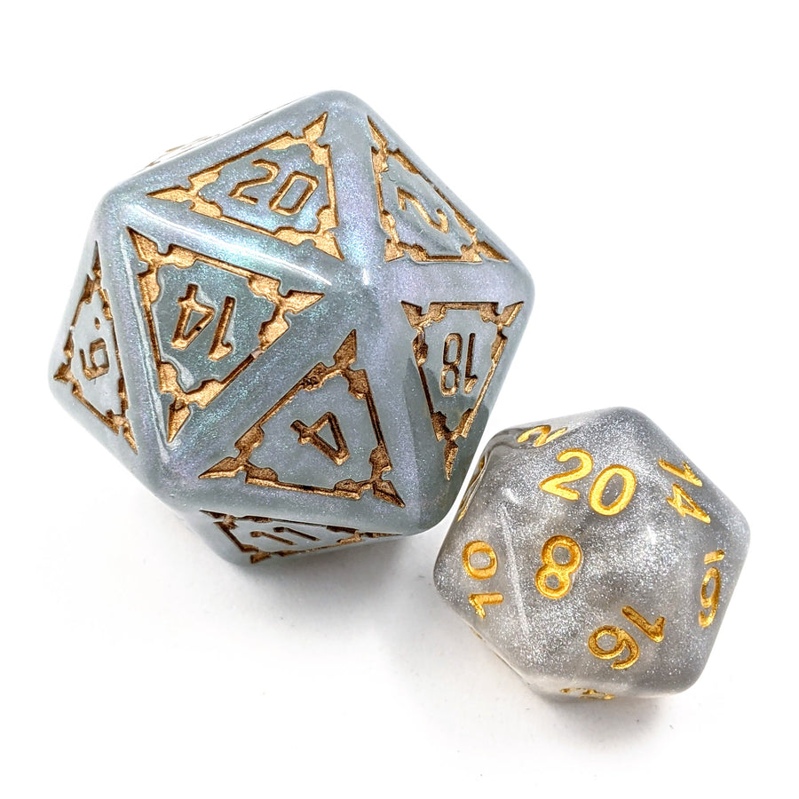 Behemoth Opal | Oversized Dice Set
