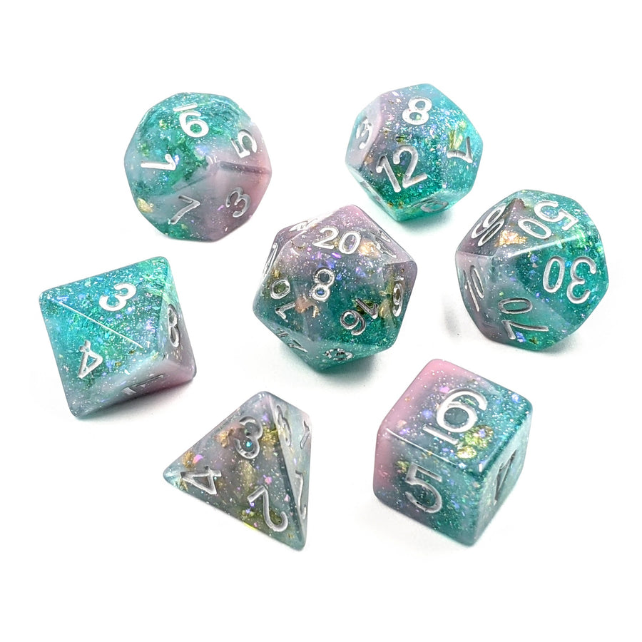 Feywild Lake | Dice Set