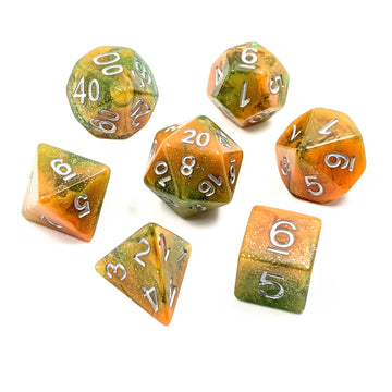 Earth Transmutation | Dice Set