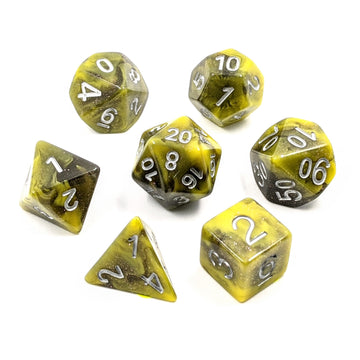 Sulphur Transmutation | Dice Set