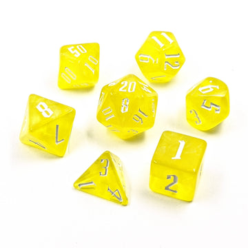 Alchemy Cadmium | Dice Set