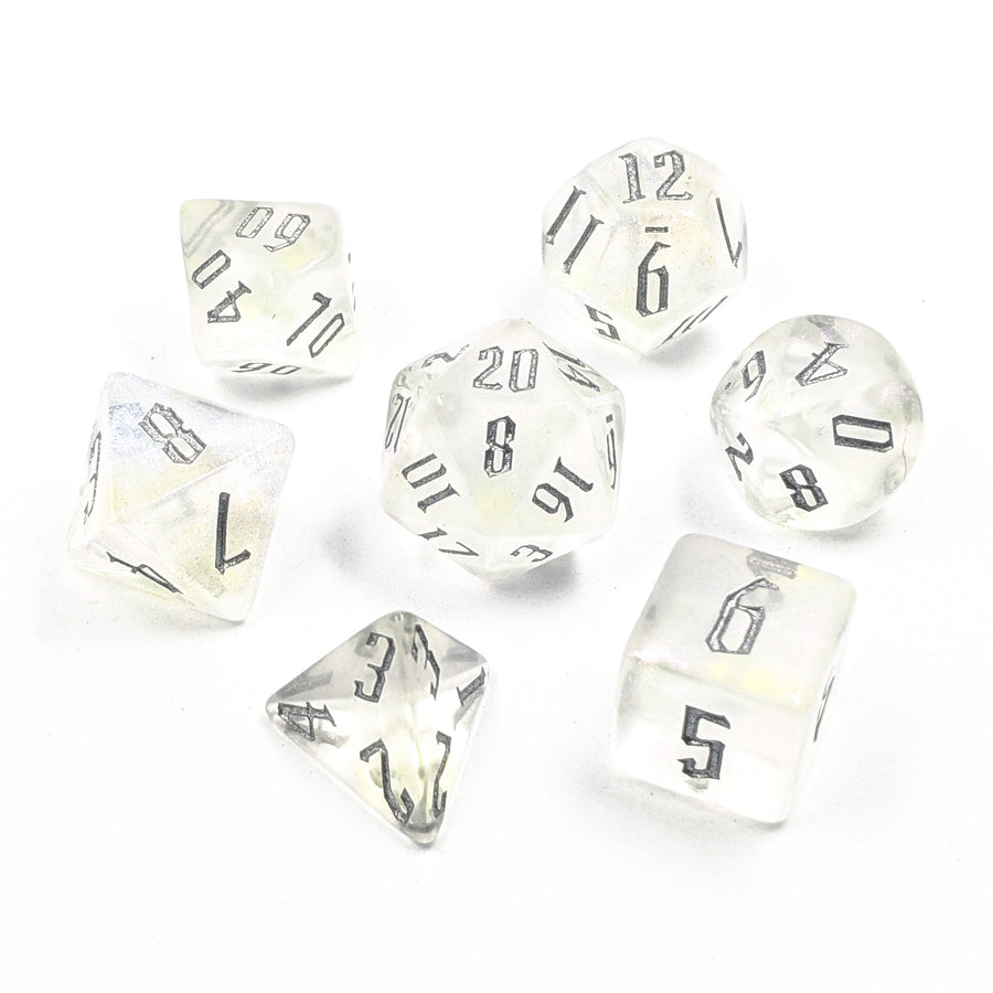 Alchemy Oyster | Dice Set